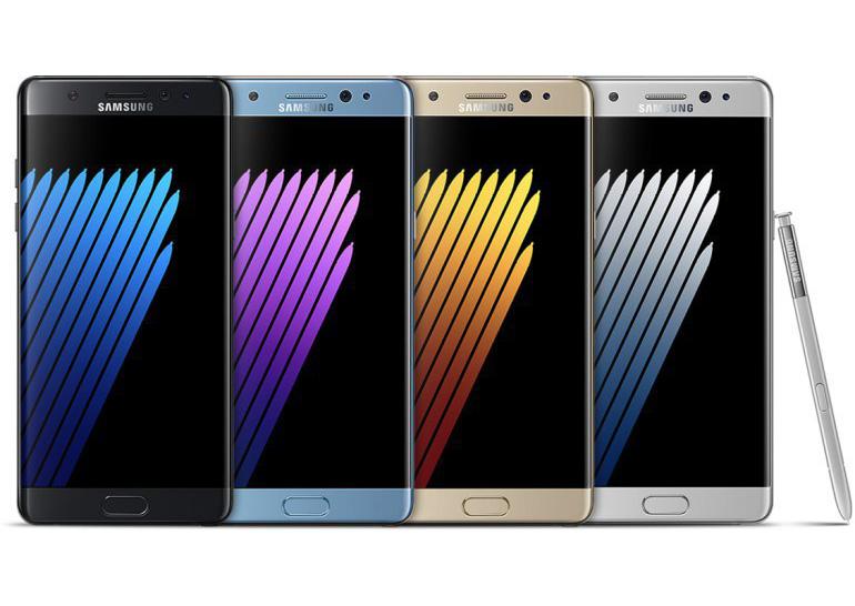 S7 рекомендовал непользоваться наборту Самсунг Galaxy Note 7