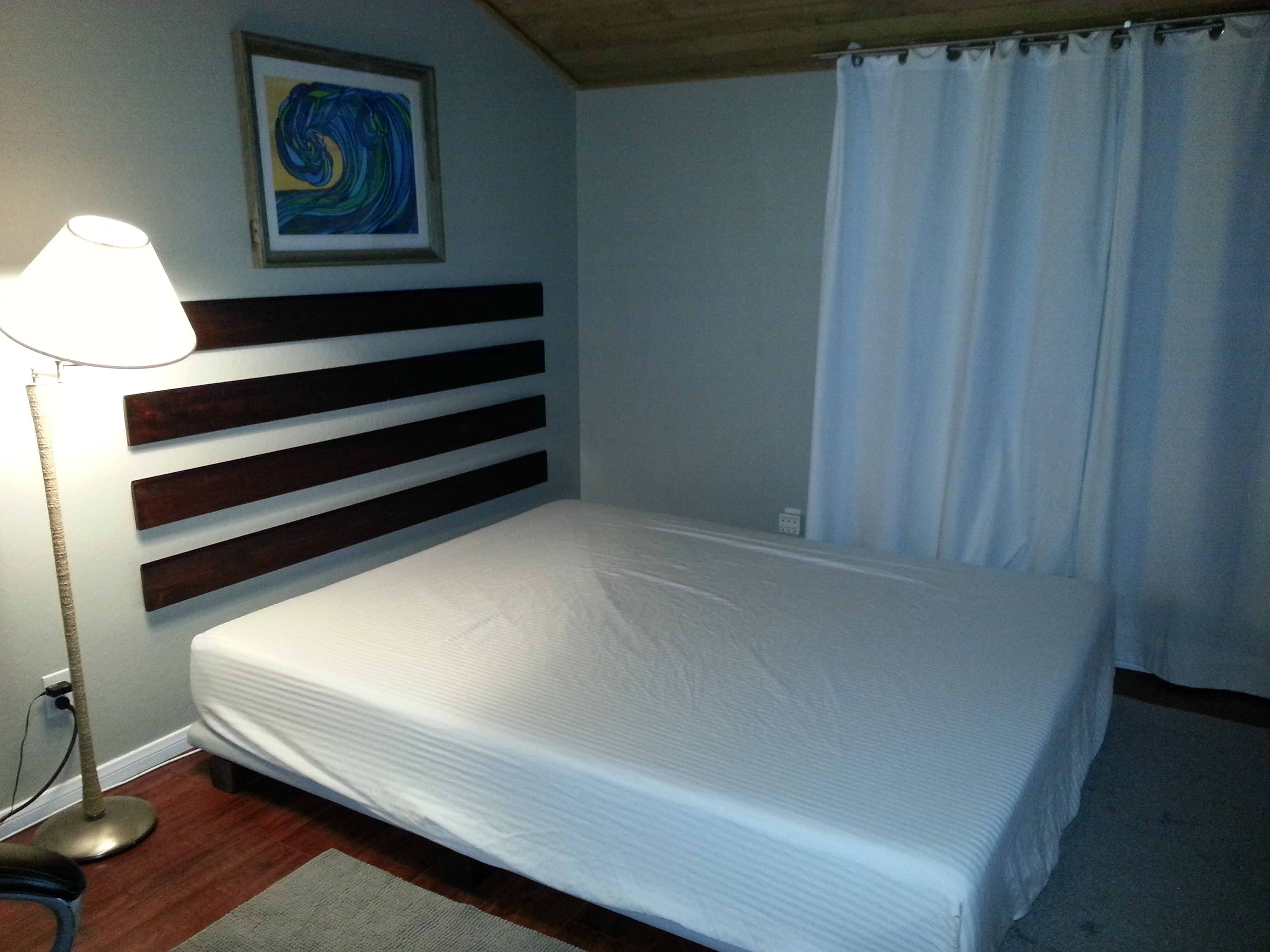 Floating Bedroom Diy How To Make A Floating Headboard For Cheap And Easy