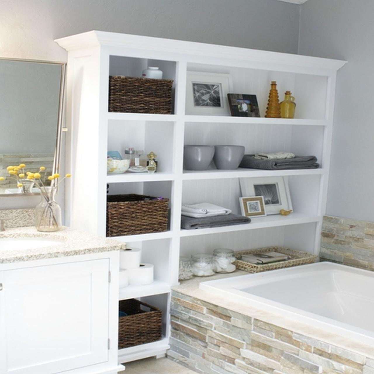 Bathroom Storage Maximize Your Small Storage Bathroom With This