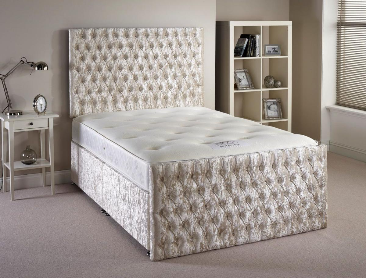White Double Bed With Mattress How To Choose Small Double Bed For Small Bedroom