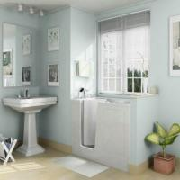 fancy-small-bathroom-remodelling  Home Inspiring
