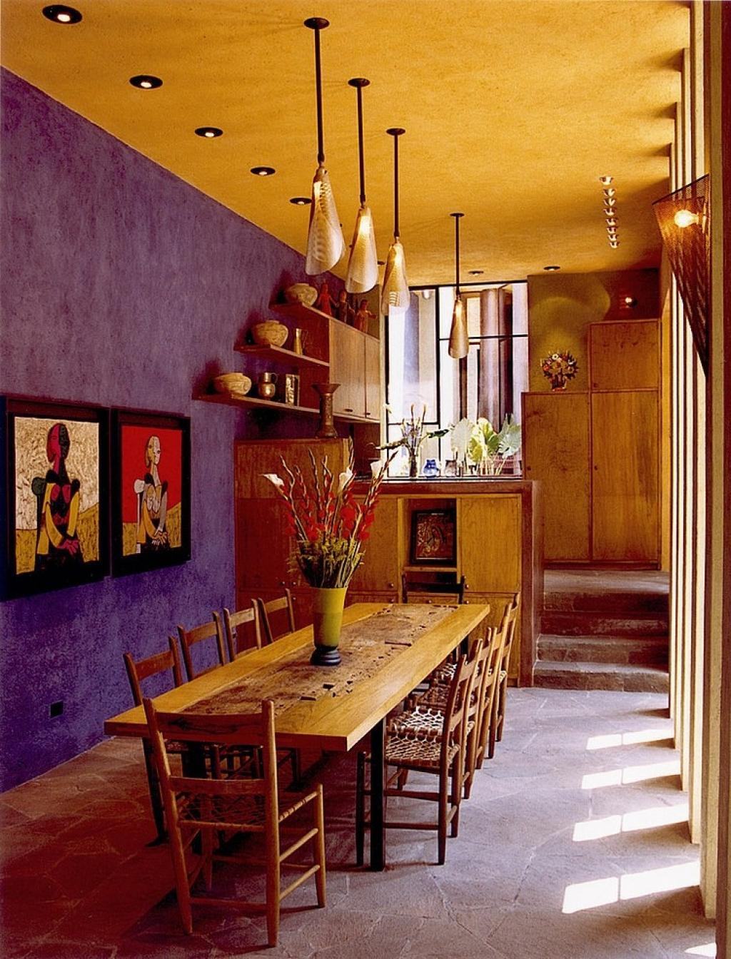 Traditional Dining Room Design 28 Alluring Contemporary Mexican Interior Design Ideas