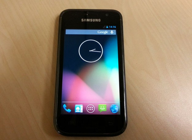 CM10.1 for Galaxy S i9000