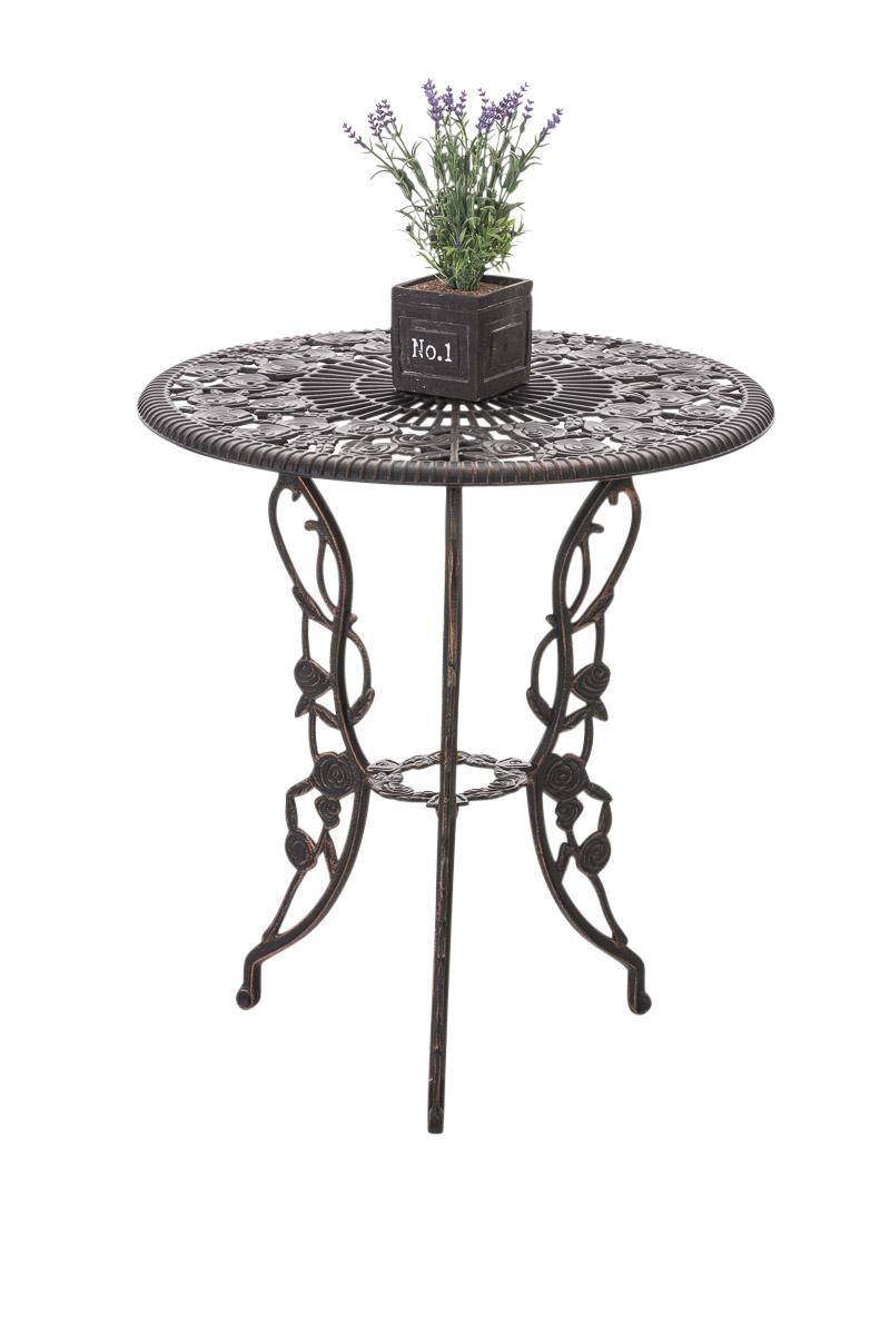 Gartentisch Metall Vintage Gartentisch Rund Metall Teuer Tisch