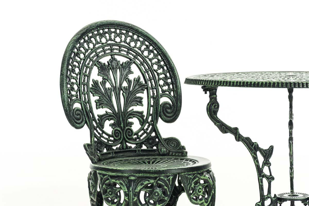 Meubles En Fonte D\'aluminium   Meuble Industriel Table Haute Ancien ...