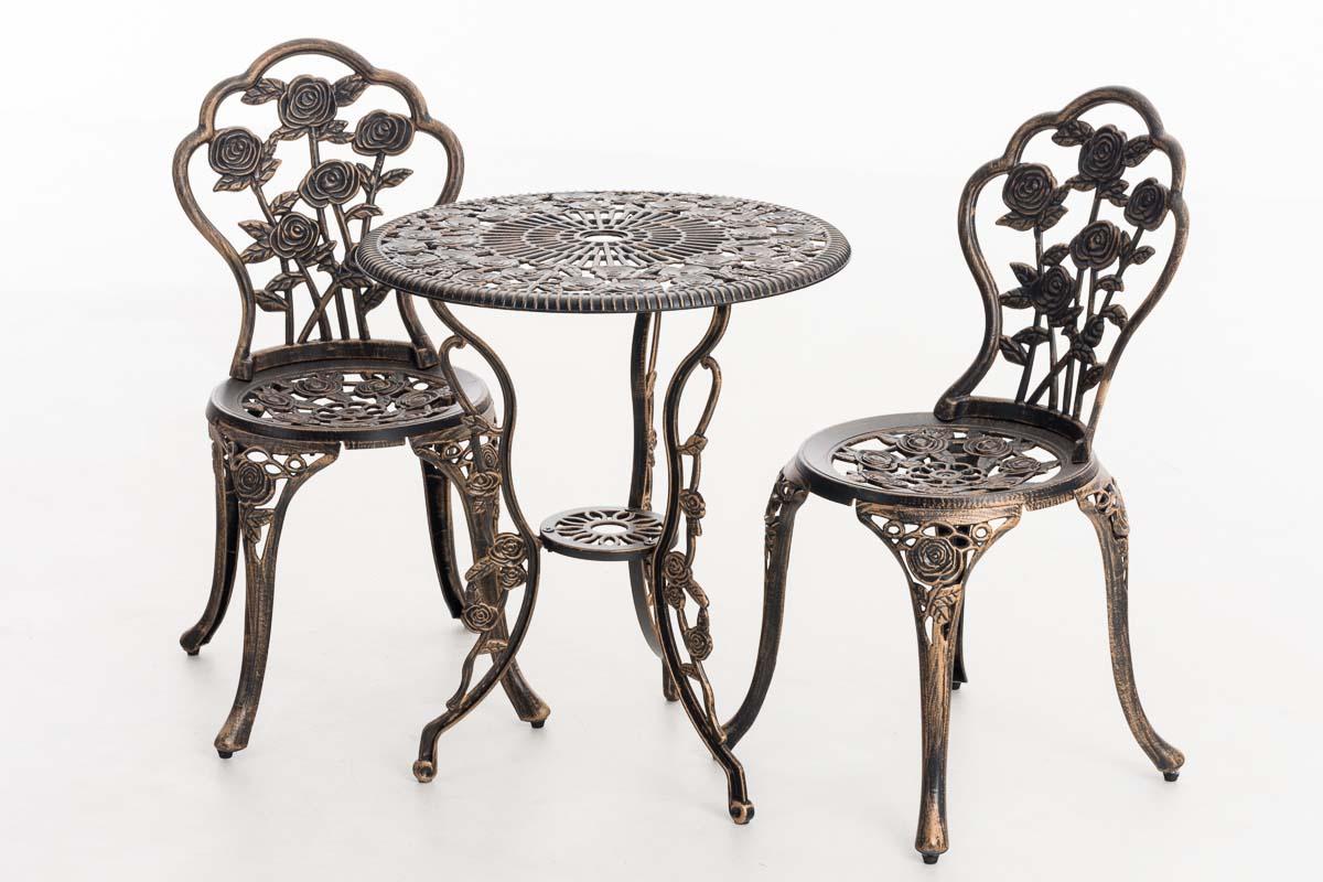 Meubles Jardin Fonte Aluminium   Pied De Table En Fonte D ...