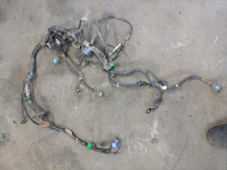 99-00 civic ex sohc vtec engine wire harness d16y8 5spd manual #30968240