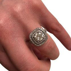 Small Crop Of Conflict Free Diamonds