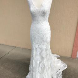 Exciting Allure Bridals Ivory Lace Wedding Dress Size Allure Bridals Ivory Lace Wedding Dress Size Tradesy Wedding Dresses 2017 Wedding Dresses Sleeves
