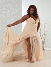 Giavanna---sexy Plus Size Reception Dress!!! Wedding Dress ...
