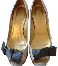 J.Crew Bow Tie Love At First Sight Pumps Size US 8.5 ...