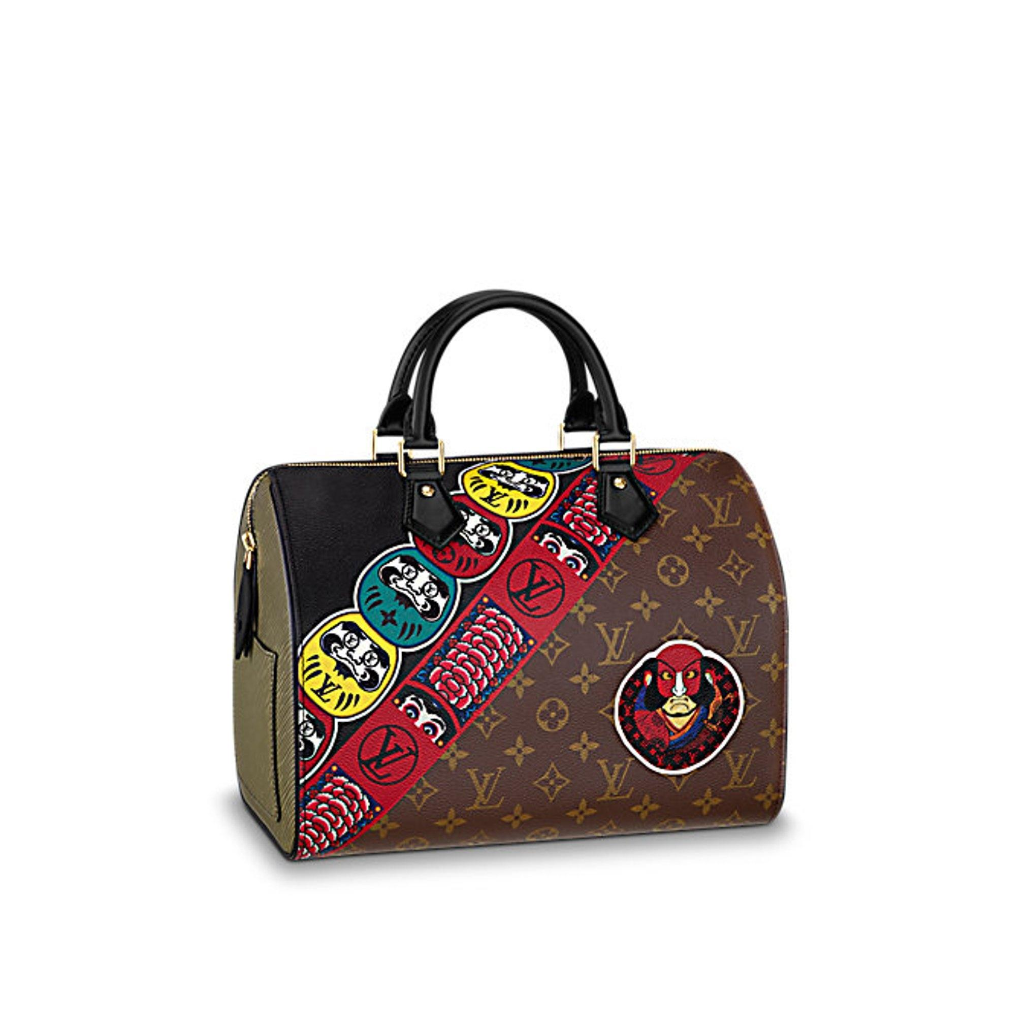 louis vuitton limited edition speedy bag reference guide