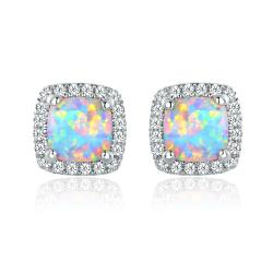 Small Crop Of Opal Stud Earrings