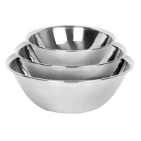 TigerChef Stainless Steel Mixing Bowl 20 Qt.