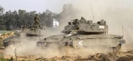 الاحتلال الاسرائيلي يطلق نيرانه