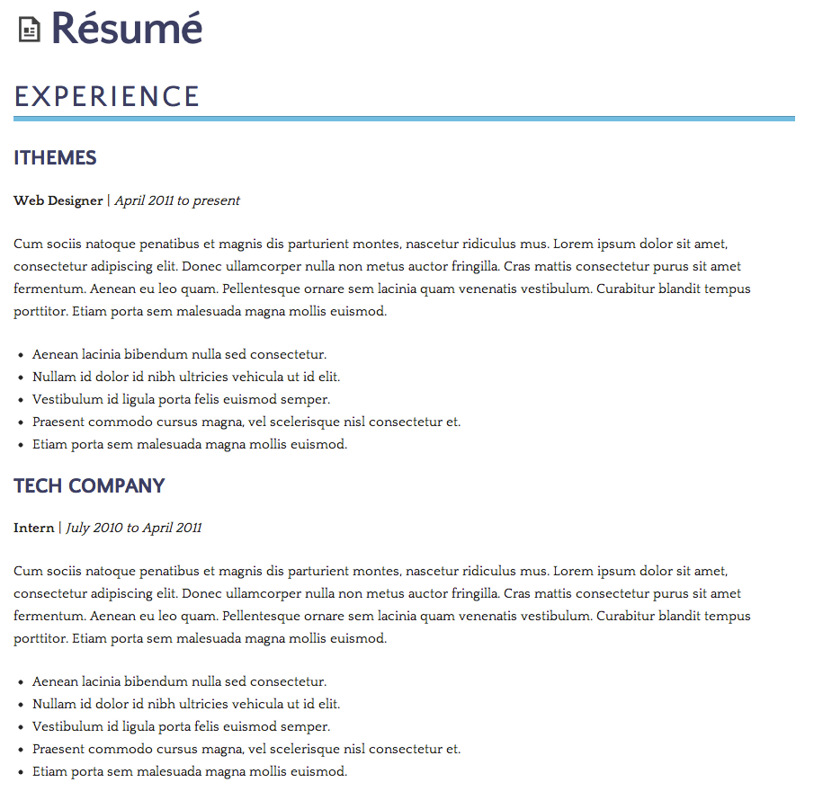 Cpa Resume Examples Example Of Profile For Resume Resume Headline Examples  Resume Professional Headline Resume Examples