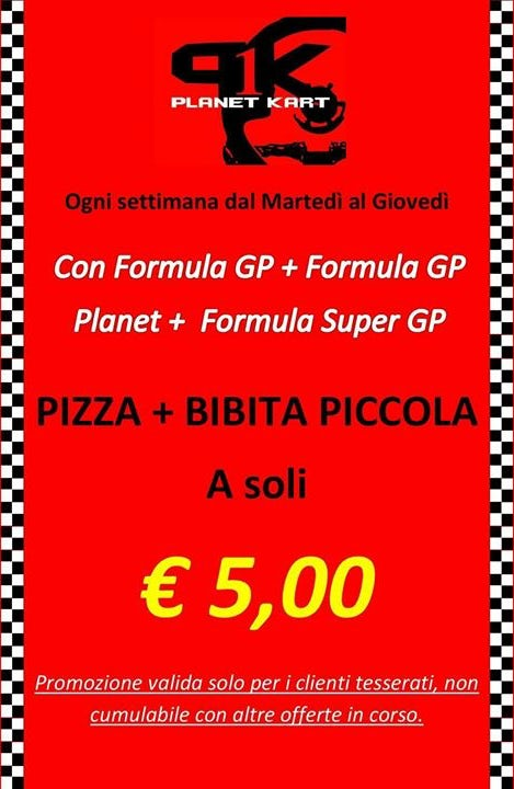 Caminetto Conselice Visit Planet Kart Romagna