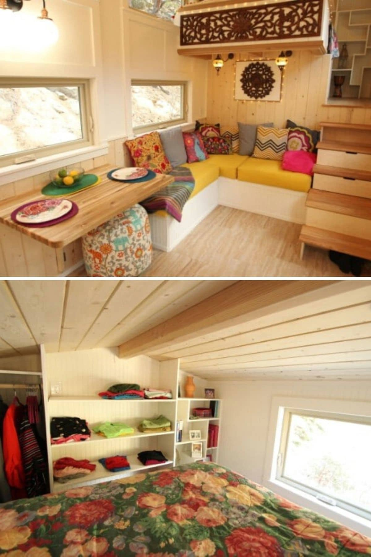 80 Tiny Houses With The Most Amazing Lofts Tiny Houses