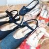 洗える! 履き心地良い可愛い靴『クロールバリエ』を見てきたよ~
