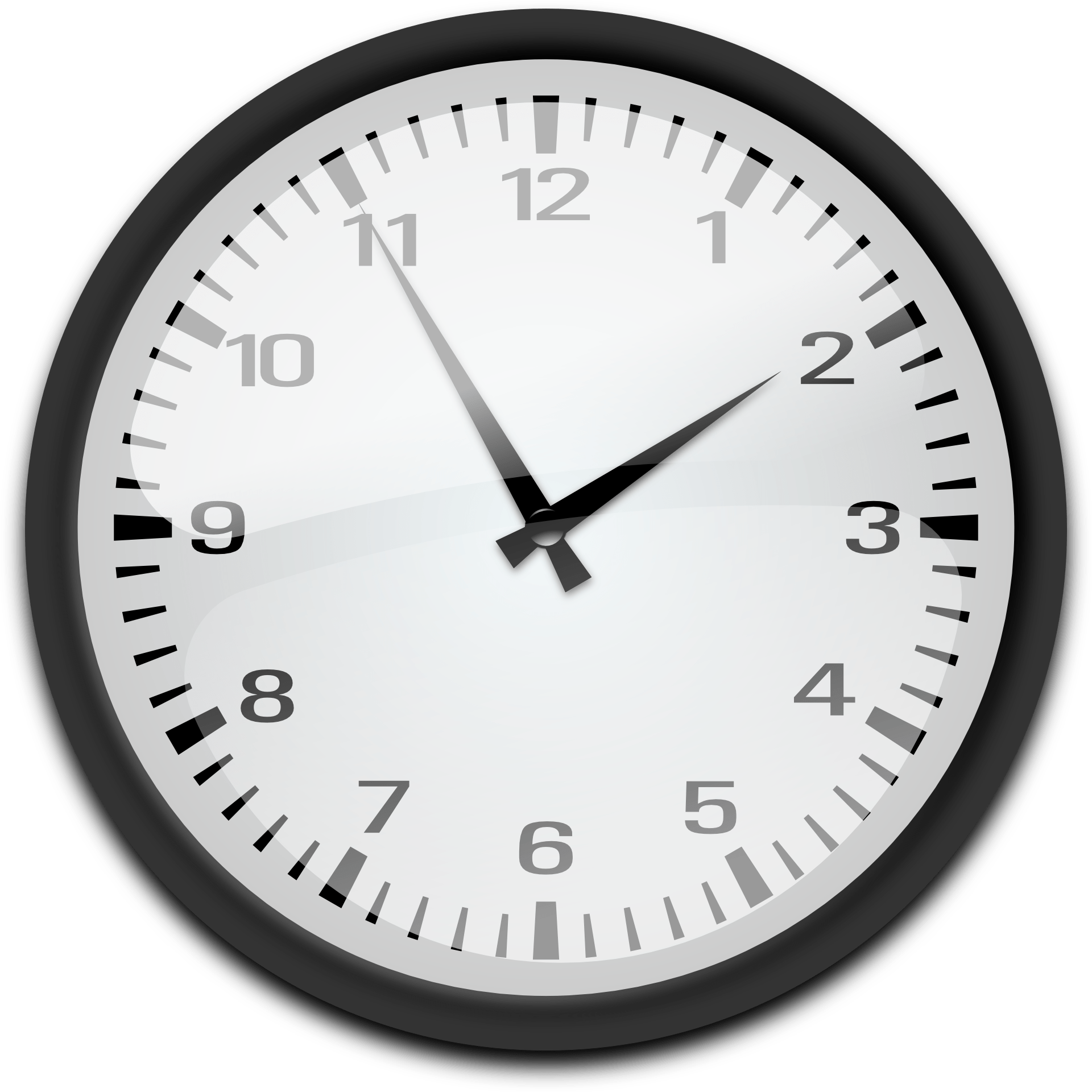 Online Analog Clock Revenge Of The Analog Clock Interesting Thing Of The Day