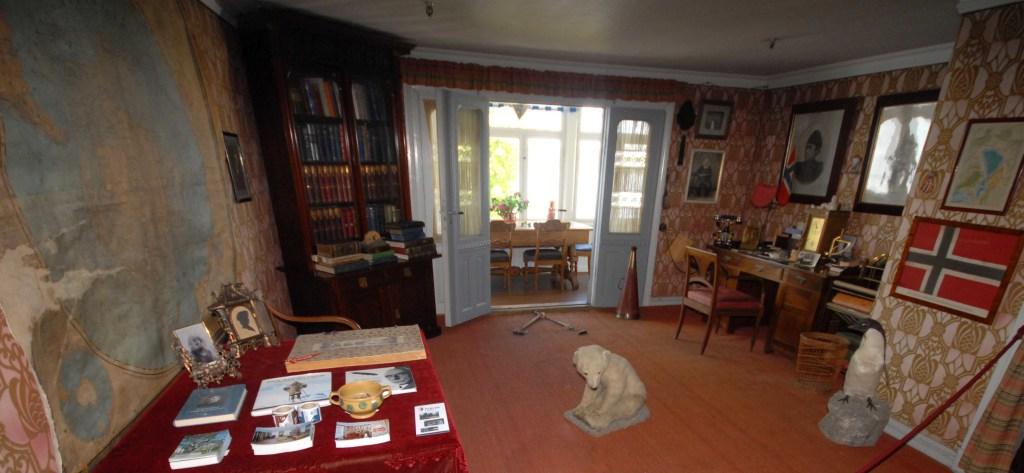 Amundsen's study