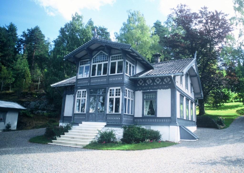 Amundsen's home