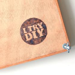 I-Try-DIY-Flower-Press