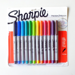 Sharpie-Ultra-Fine-Point-Permanent-Markers-12pc