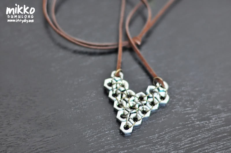 hex-nut-heart-shaped-necklace-pendant