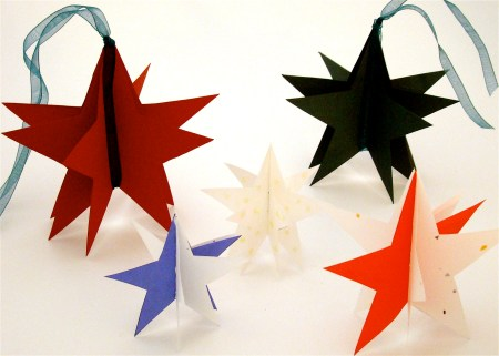 Xmas Star Making