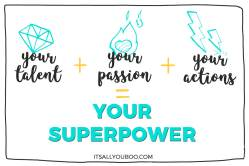 Dining Your Superpower Equals Your Talent Your Passion Your Actions How Do I Find Whats My Superpower Itsallyouboo Sincerely Yours Or Respectfully Yours Your Or Yourself