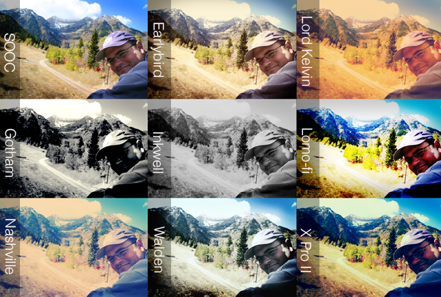 Filter Photoshop Instagram Style Photos From Regular Pictures Using