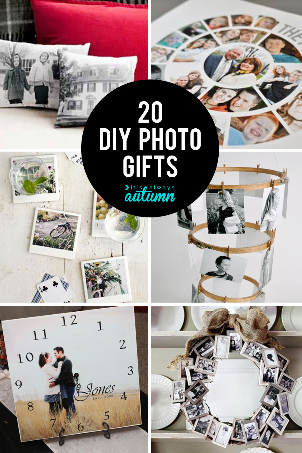 Awesome Diy Mother's Day Gifts 20 Fantastic Diy Photo Gifts Perfect For Mother S Day Or Grandparents