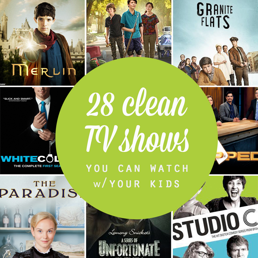 Television Series Of The Best Family Friendly Tv Shows To Watch With Your Kids It S