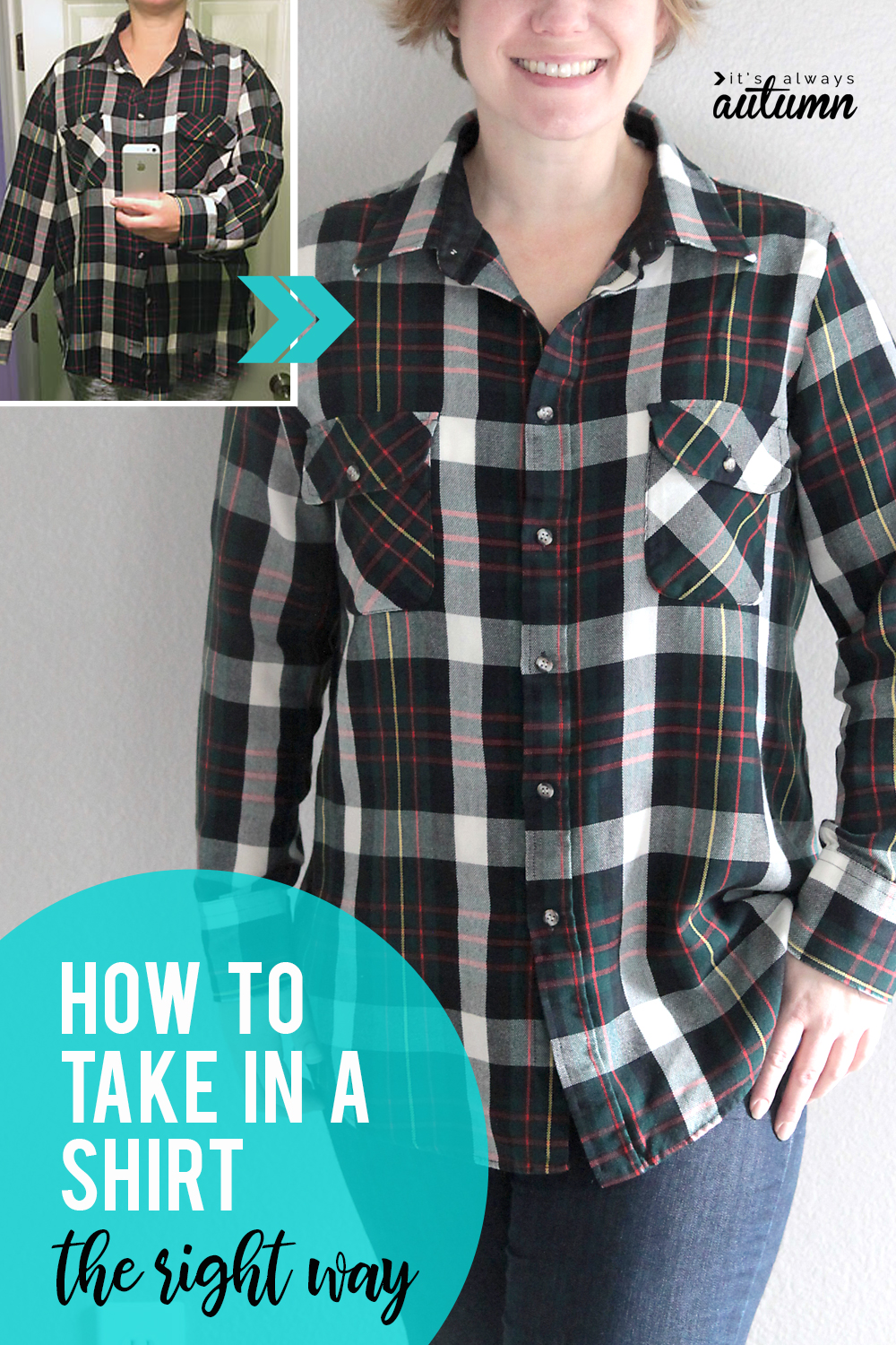 Big W School Shirts How To Take In A Shirt The Right Way How To Make A Shirt Smaller