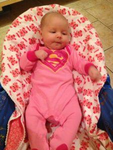 baby supergirl