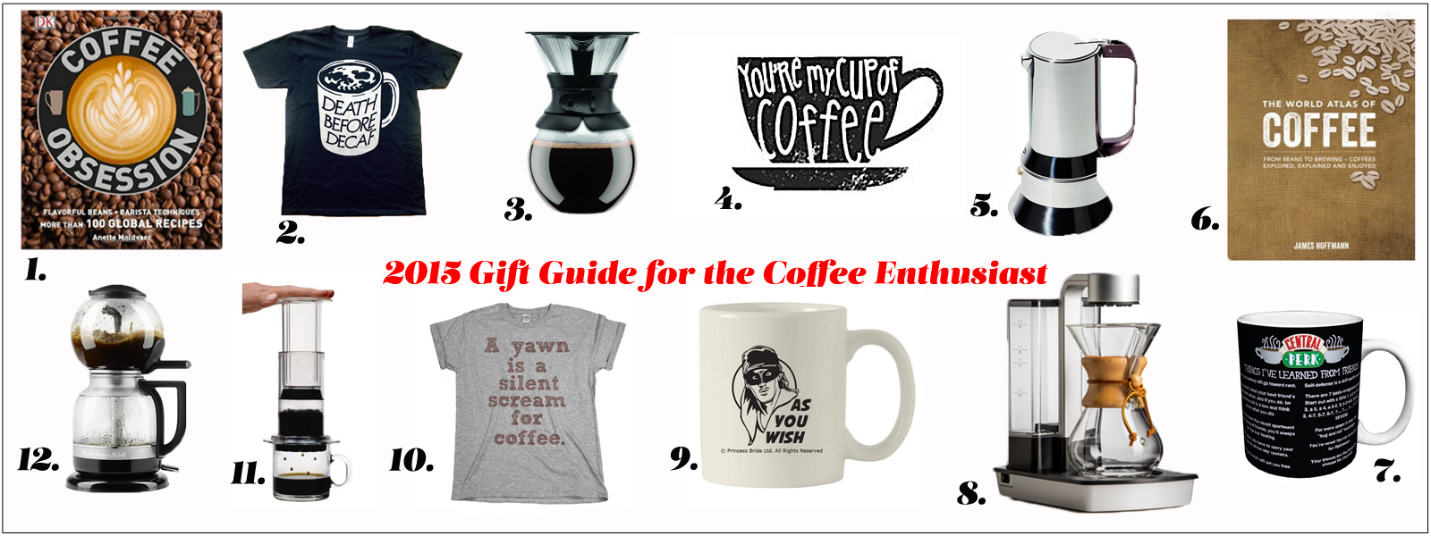 Bodum Tee Gift Guide For The Coffee Enthusiast It S Droolworthy