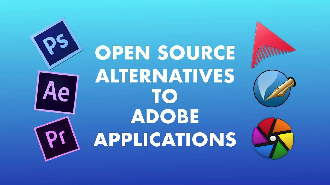 Adobe Photo Best Free And Open Source Alternatives To Adobe Products For Linux