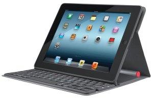 Logitech Solar iPad Keyboard Case