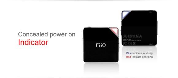 FiiO E6 LED Indicator