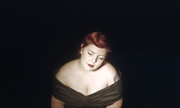 Portrait of Mary Lambert by Seattle photographer Lauren Colton