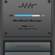 MetaWatch Status