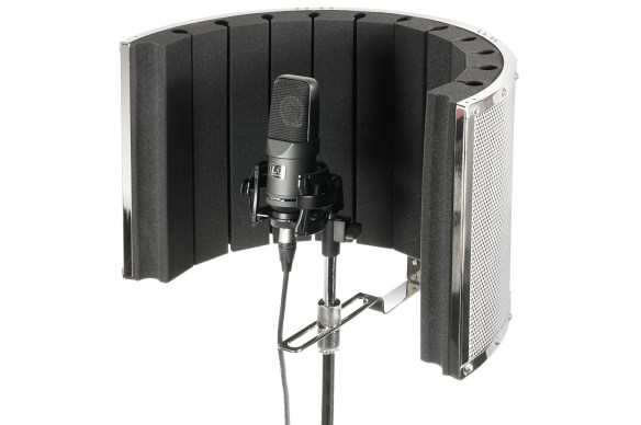 Microphone-Isolation-Shield