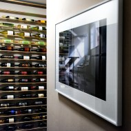 DIY Wine Rack Front