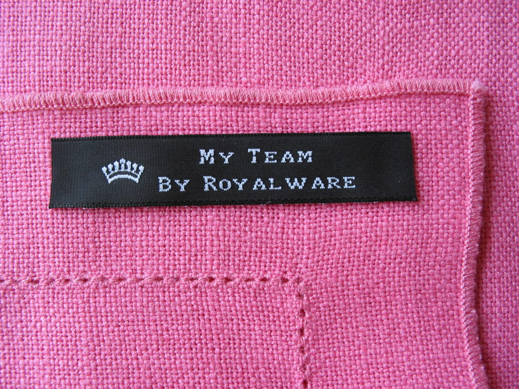 Iron On Iron On Fabric Labels Iron On Woven Clothing Labels