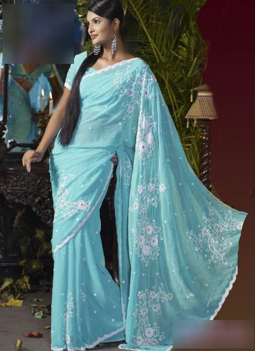 new-fashionable-saree-style-picture-2012-2013