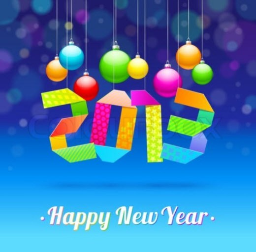 beautiful wallpaper for 2013 new year