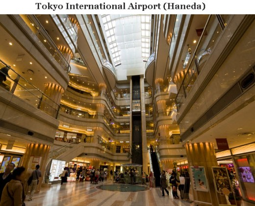 Tokyo-Best-airport-International Airport-Haneda picture