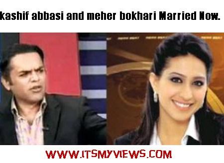 kashif abbasi and meher bokhari wedding picture