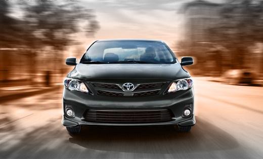 Toyota Corolla 1.3L GLi-2012